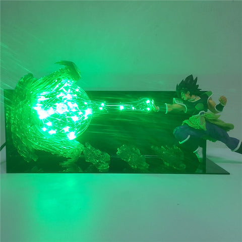 Dragon Ball Super Broly LED Light