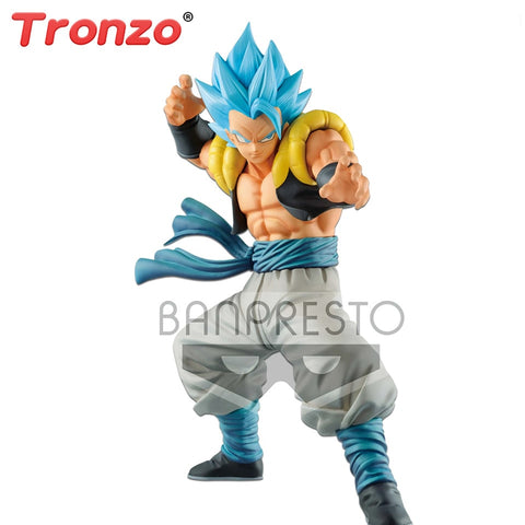 Dragon Ball Movie Broly Super Saiyan Blue Gogeta