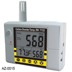 cSense Monitor de Pared CO2, T y HR con rele