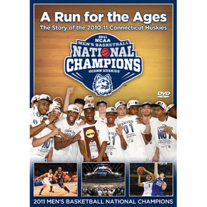 2011 NCAA® Division I UConn Huskies Men's Basketball National Championship DVD
