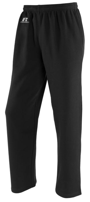 Russell Athletic Men's Dri-Power Open Bottom Sweatpants