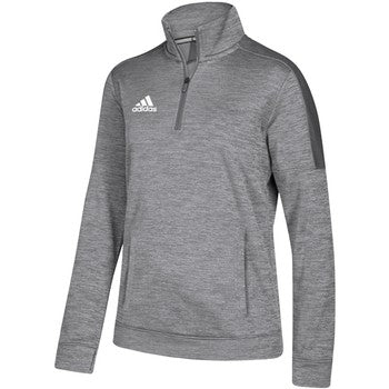 Adidas Womens Team Issue 1/4 Zip Pullover