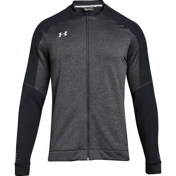 Under Armour Men's Hybrid Warm-Up Jacket