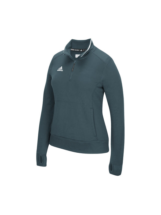 Adidas Womens Climalite 14 Zip Pullover