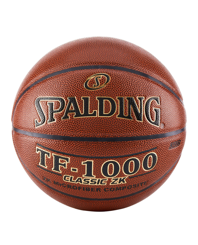 Spalding TF1000 ZK Indoor Game Basketball