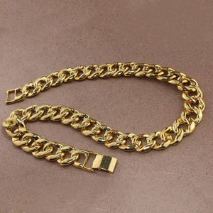 15MM 14K GOLD MIAMI CUBAN