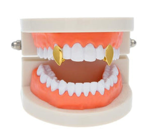 FANG GOLD 18K GRILLZ