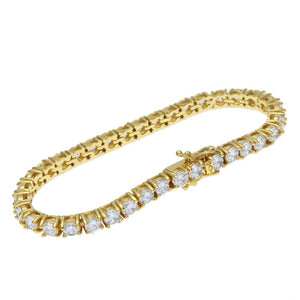 PREMIUM TENNIS BUNDLE - GOLD 18K