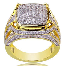 Load image into Gallery viewer, RING GOLD 18K DIAMOND