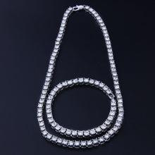 Load image into Gallery viewer, PREMIUM TENNIS BUNDLE - WHITE GOLD 18K