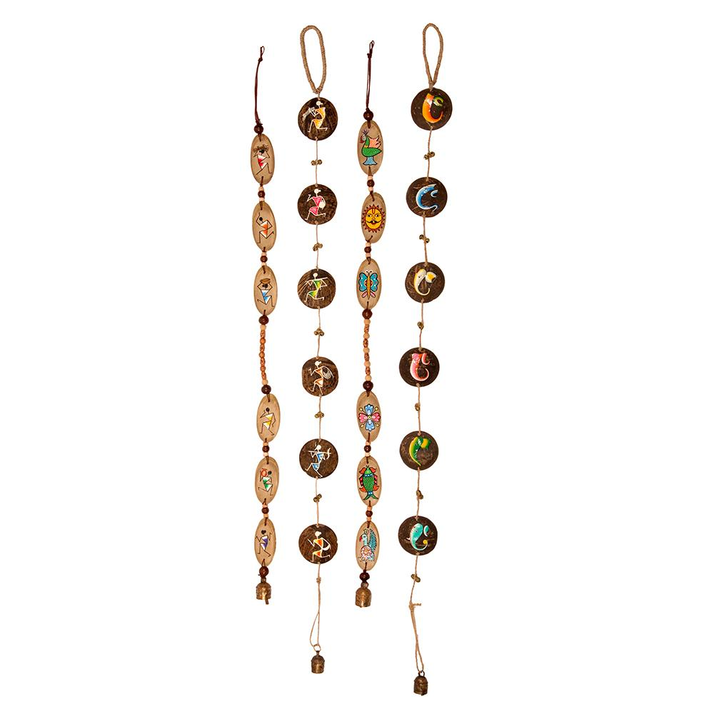 Tribal Art Danglers
