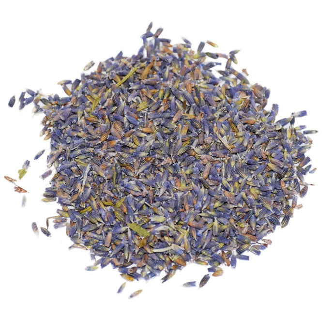 100% Organic French Blue Lavender