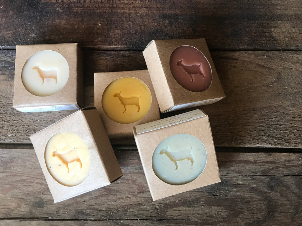 Goat Milk Soap Guest Bars
