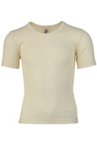 Engel Boys' 100 % Organic Cotton SS Undershirt