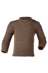 Engel Natur Wool/Silk L/S baby shirt