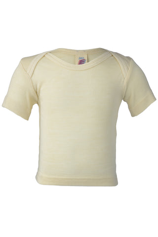 Engel Natur Envelope Neck Baby SS Shirt