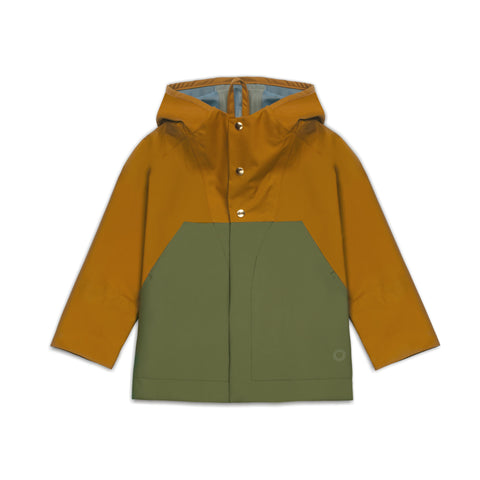 Faire Child  Acorn/Balsam Anorak