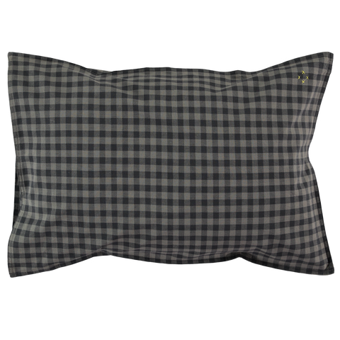 Camomile London Gingham Standard Pillow Case