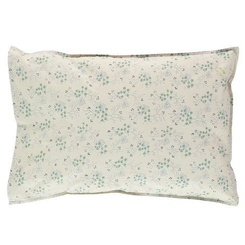 Camomile London Minako Floral Standard Pillow Case