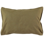 Camomile London Solid Standard Pillow Case