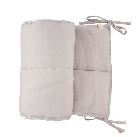 Camomile London Double Gauze Crib Bumper