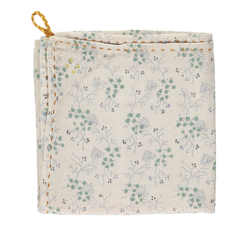 Camomile London Printed Single Layer Swaddle