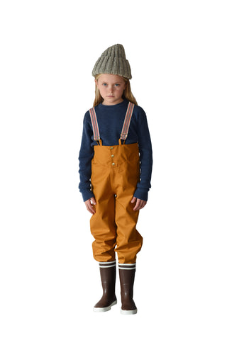 Faire Child Acorn Rain Pants