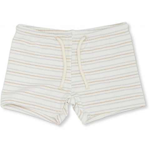 Konges Vintage Stripe Swim Shorts