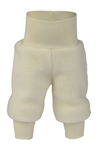 Engel Organic Wool Fleece Baby Pants