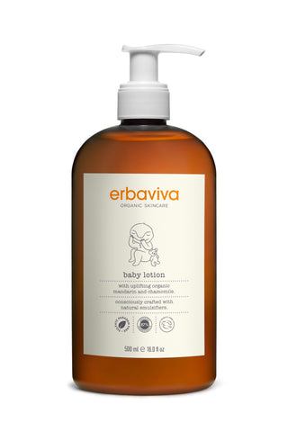 Erbaviva Baby Body Lotion