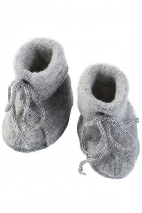 Engel 100% Organic Virgin Wool Baby Booties