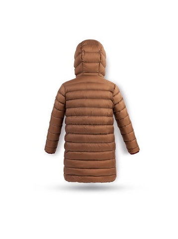 Fluff Natural Down Kids Coat