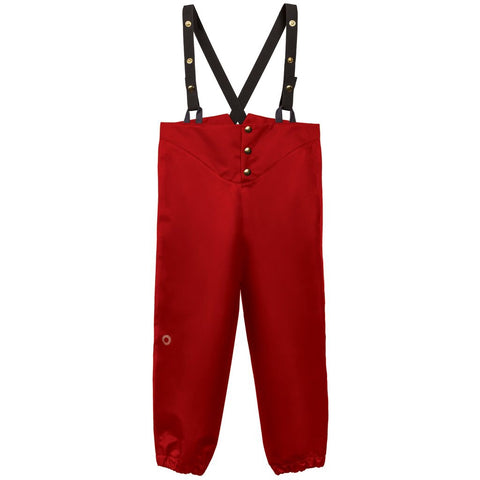 Faire Child Red Rain Pant