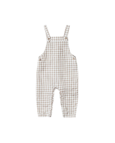 Rylee + Cru Gingham Overall