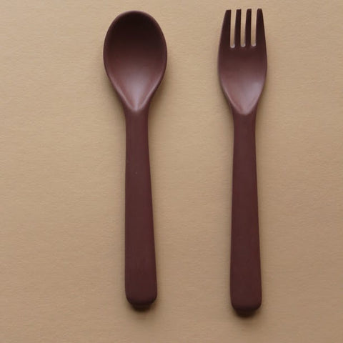 Cink Spoon and Fork Set