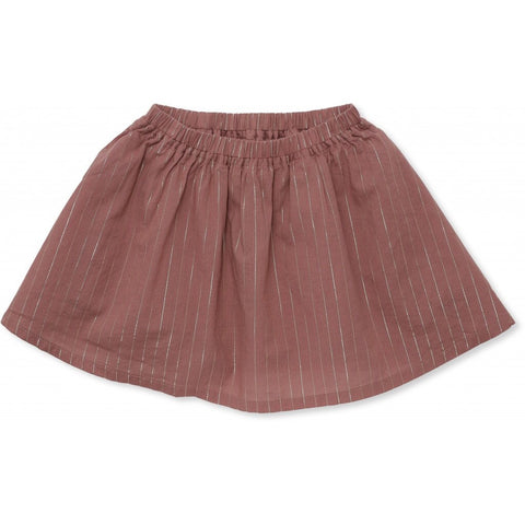 Konges Sløjd Fia Cotton Shimmer Skirt