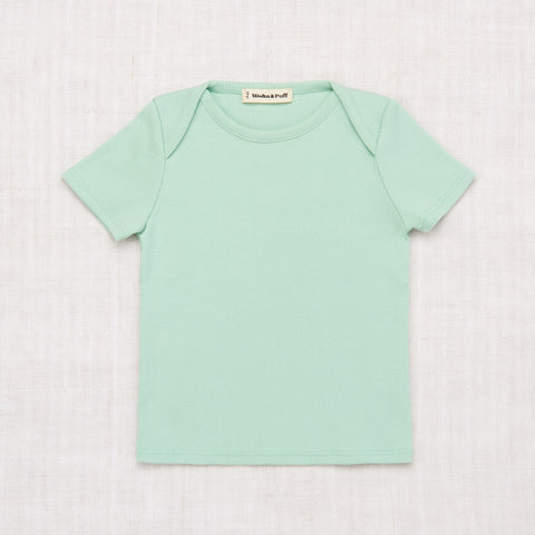 Misha & Puff Ribbed Cotton Slim Tee