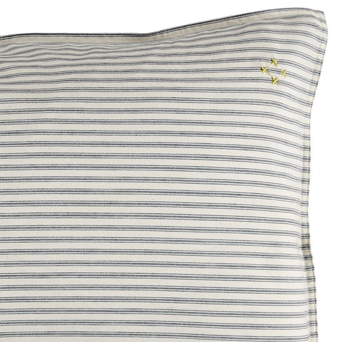 Camomile London Ticking Stripe Pillow Case