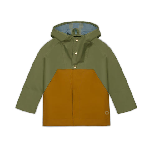 Faire Child Balsam/Acorn Anorak