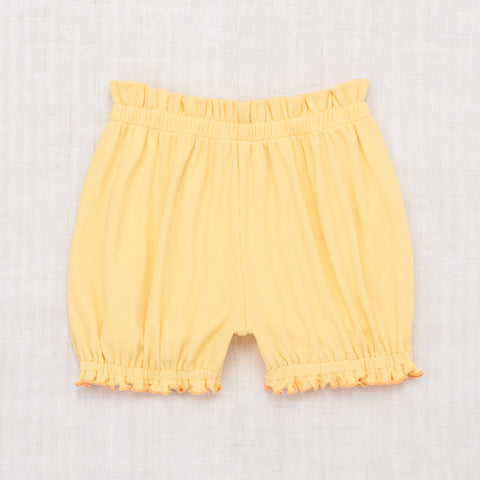 Misha & Puff Ribbed Cotton Bubble Shorts