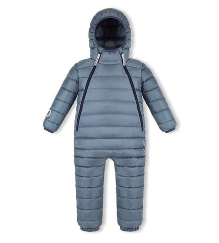 Fluff Natural Down Snowsuit