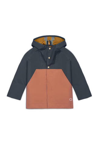 Faire Child Atlantic/ Clay Anorak