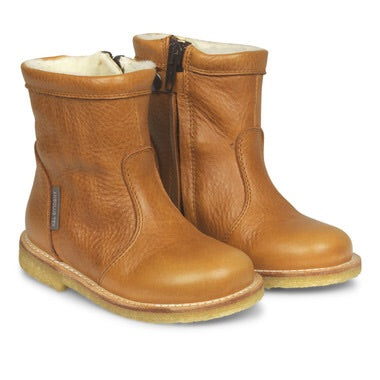 Angulus Wool Lined Waterproof Zipper Tex Boot