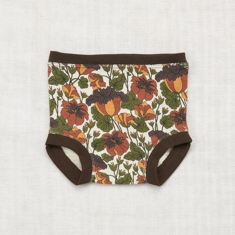 Misha & Puff Trumpet Flower Brief