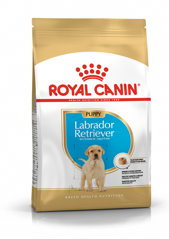Royal Canin Labrador Retriever puppy