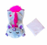 Petstages Unicorn Cuddle Pal Heated Pet Pillow