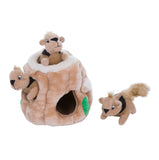Hide a Squirrel - Dog Toy