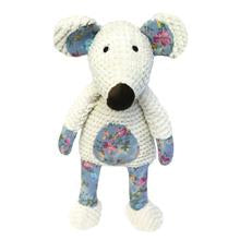 Chubleez Maisie Mouse - dog toy