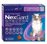 Nexgard Spectra Chewable Tablet 3 Pack
