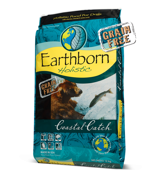 Earthborn Coastal Catch™ 12kg Dog Food